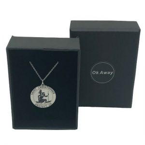 Ok Away Collection Travel Pendant