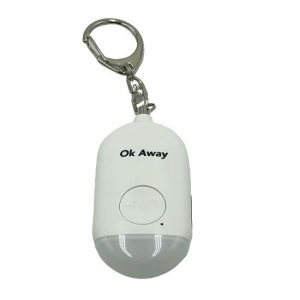 Ok Away Collection Travel Alarm
